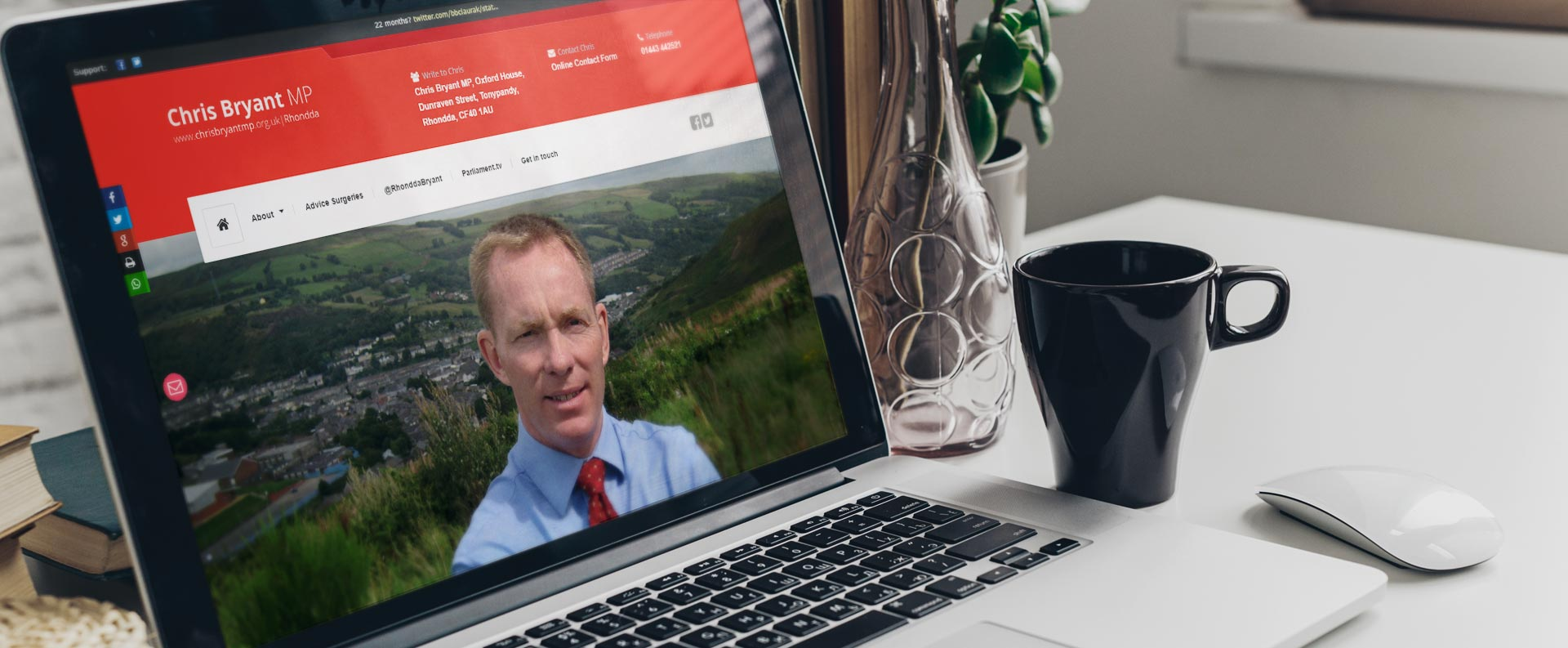 Digital Marketing services for Labour Party MPs, AMs, MSPs, Cllrs and groups